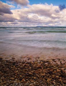 northern michigan shore