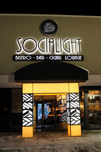 Socialight Cigar Lounge & Bistro Opens in West Bloomfield
