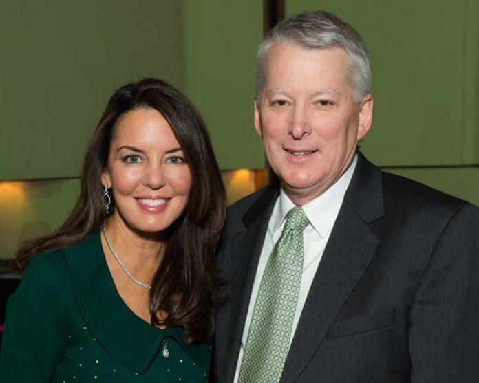Kim Smith and Ric DeVore