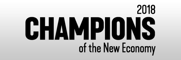 Champions of the New Economy