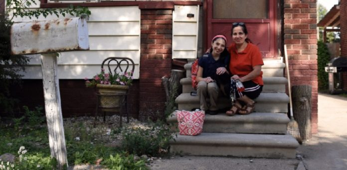 Immigrants in Detroit are just as eager as nonimmigrants to own homes.