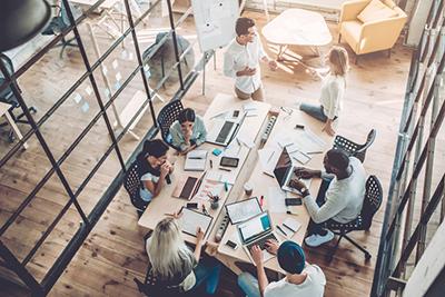 collaborative work environment