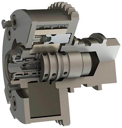 cam torque actuation system