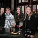 Kayla Spiker, Linda Liedel, Savannah Krupp, Ashley Krenzer