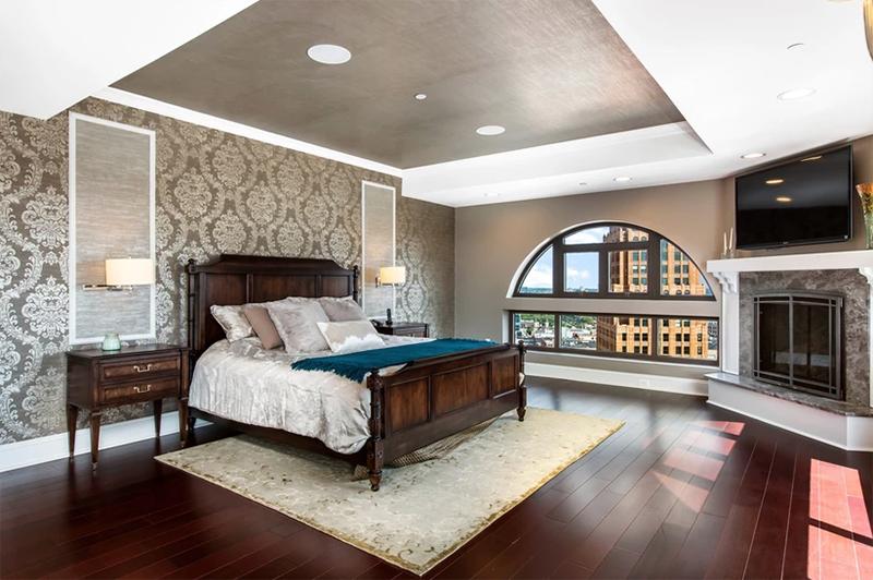 Westin Book Cadillac penthouse