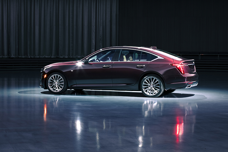 Cadillac Introduces First Ever Ct5 Equipped With Hands Free Super Cruise Technology Dbusiness Magazine