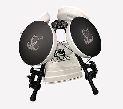 ATLAS satellite communications system
