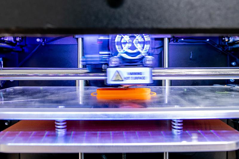 Audi 3-D printing