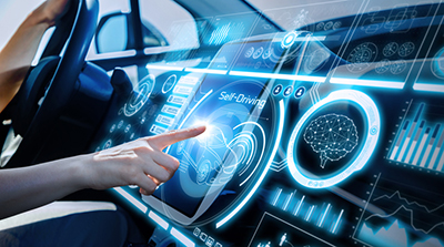 Ford, Autonomic, Amazon Web Services partnership