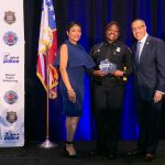 Lashinda Stair, Sandra Whitfield,Police Chief James Craig
