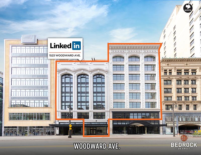 LinkedIn Detroit office