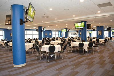 Hall of Legends, Ford Field