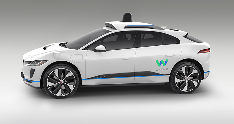 Waymo vehicle