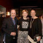 Bob Wilson, Sandy Smith, Aimeclaire Roche