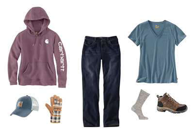 Carhartt products