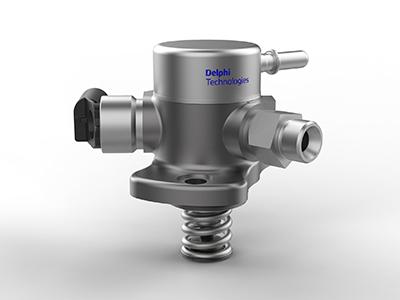 GDi GFP3 500+ bar pump