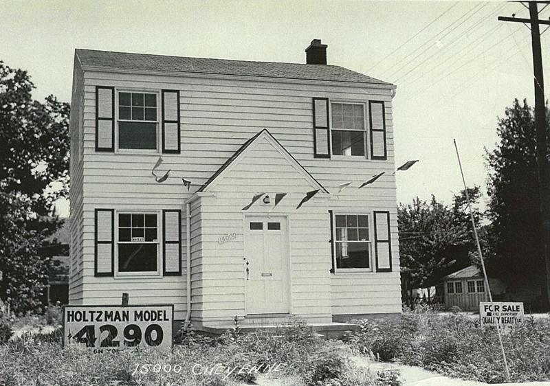 Holtzman home