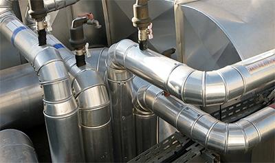 HVAC tubes