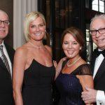 Mark and Debbie Snethkamp, Kim and Paul W. Smith