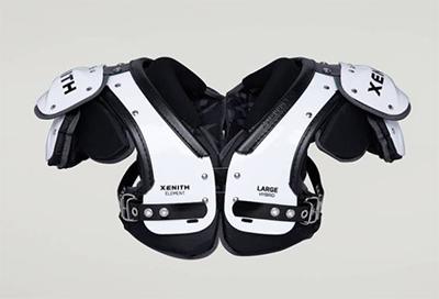Xenith Element shoulder pad
