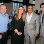 Adam and Maria Varon, Chef Bobby Nhara, Derek Dickow
