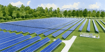Consumers Energy solar panels