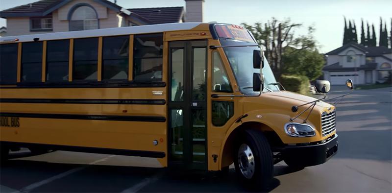 "Thomas Built ""Jouley"" Bus"