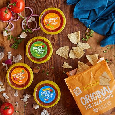 Garden Fresh Gourmet products