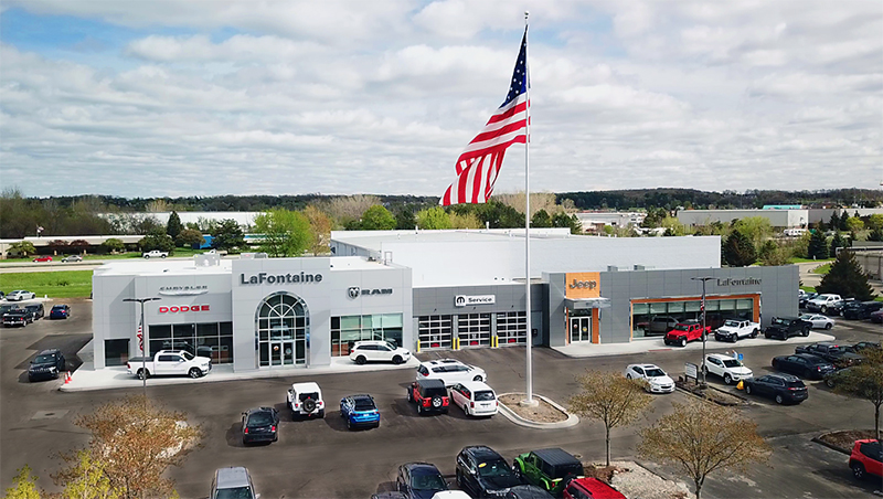 Fenton Chrysler Dodge Jeep RAM dealership