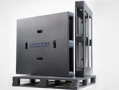 Lighting Technologies pallets
