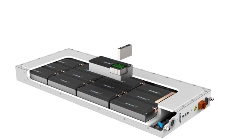 AKASOL Inc. battery