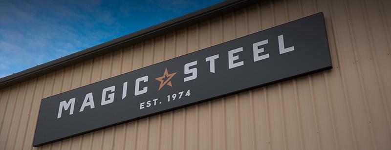 Magic Steel Sales
