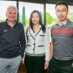Paul Mascarenas, Fangyi Wang, Zhe Huang