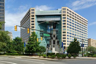 Quicken Loans building