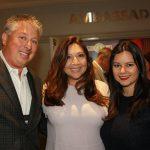 Andy Roberson, Rozane Keppner, Margaret Chebat