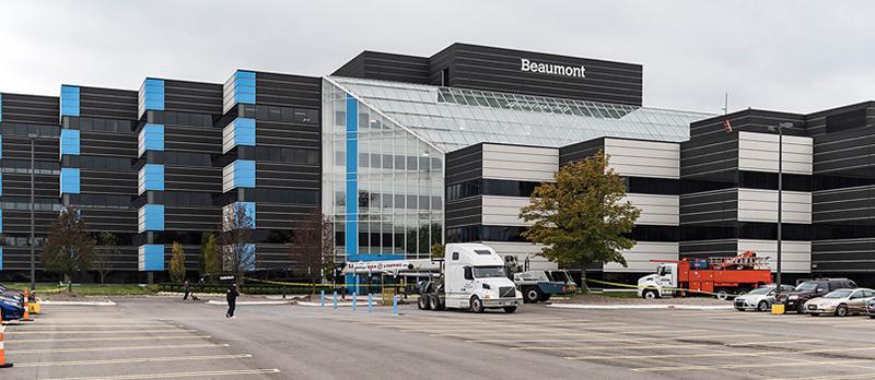 Beaumont Health headquarters