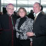 Bishop Donald Hanchon, Karen Murphy, Bob Babinski