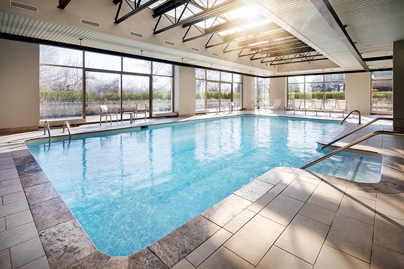 Embassy Suites by Hilton Detroit Troy/Auburn Hills pool