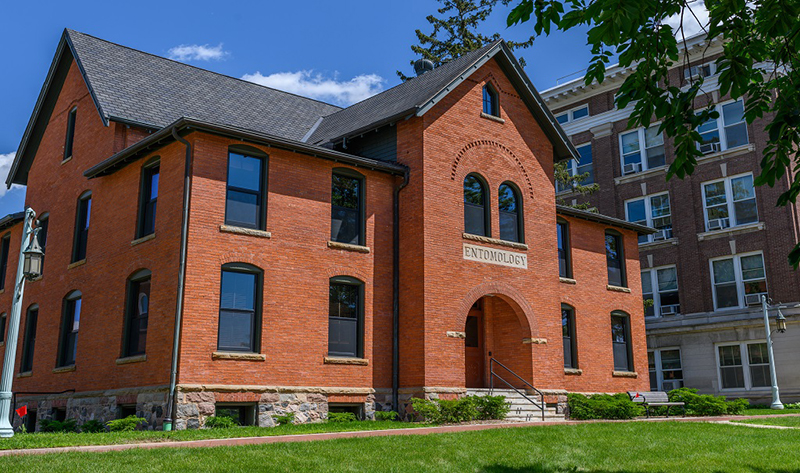 Cook-Seevers Hall