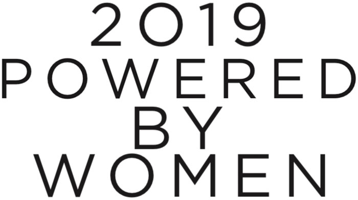 2019 Powered by Women