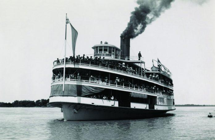 SS Columbia