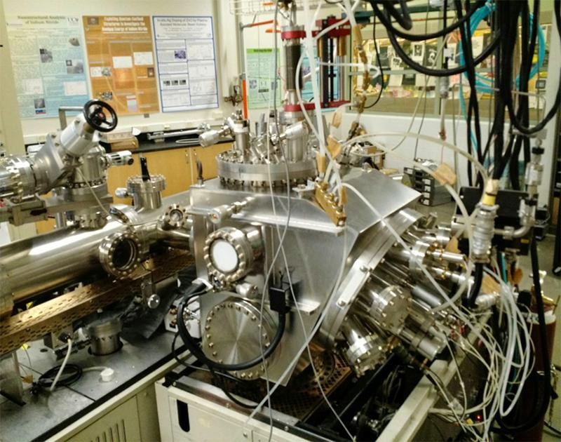 molecular-beam epitaxy system