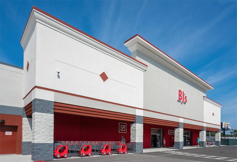 BJ's Wholesale Club location