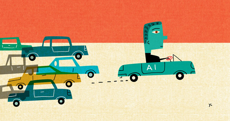 AI vehicle