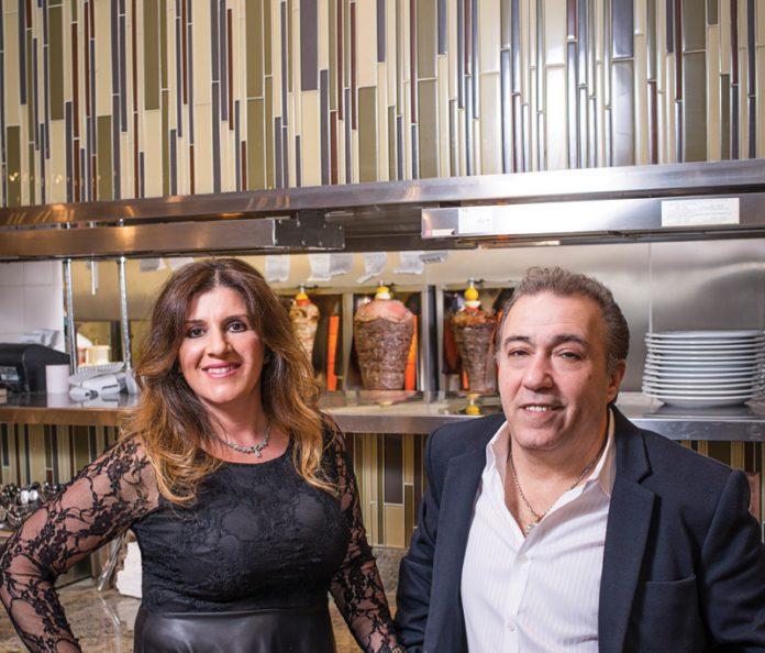 Zeana and Saad Attisha