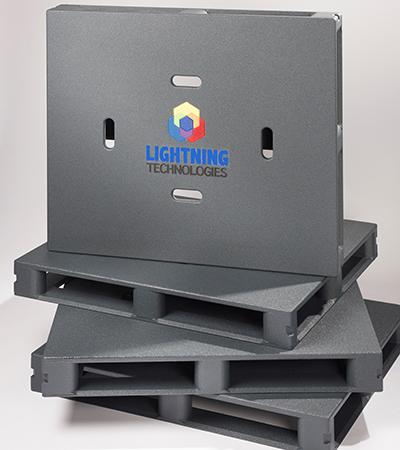 Lightning Technologies pallets