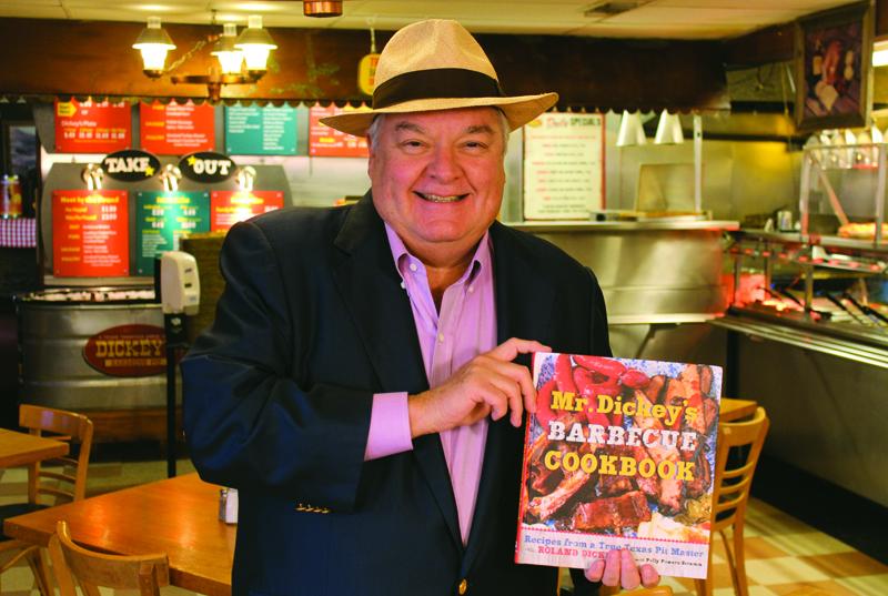 Mr. Dickey's Barbecue Cookbook