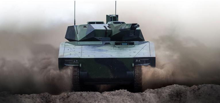 Raytheon's Lynx Infantry Fighting Vehicle
