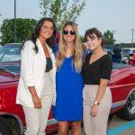 Stephani Gray, Rachel Burnard, Maddie Barnes