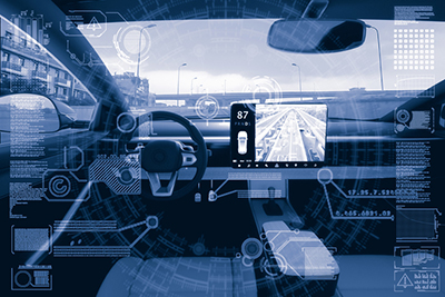 connected vehicle